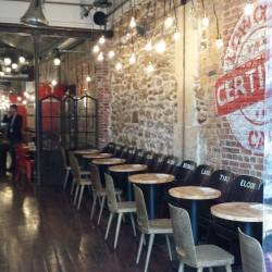 Elastic Paris Architecte d'intérieur Café LC