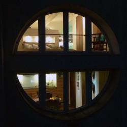 Elastic Paris Architecte d'intérieur Quincampoix Dupleix fenêtre ronde