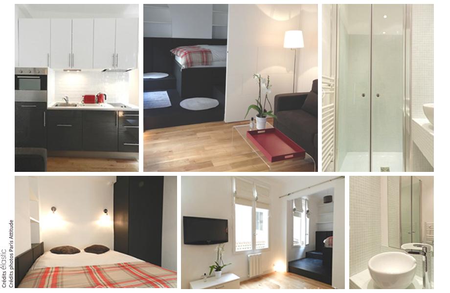 Elastic Paris Architecte d'intérieur Appartement Guenegaud