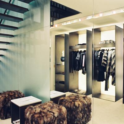 Elastic Paris Architecte d'intérieur Boutique