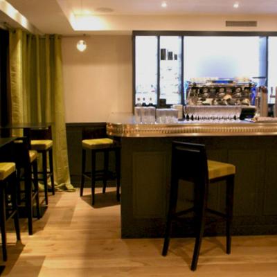 Elastic Paris Architecte d'intérieur Poissy cuisine ouverte