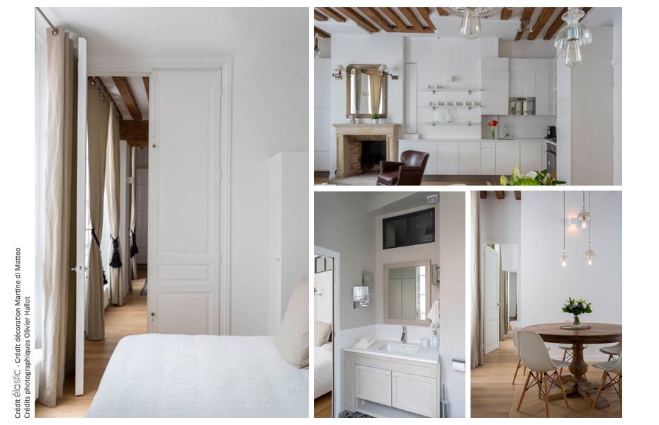 Projet Saint Gilles Elastic Paris Architecte d'intérieur