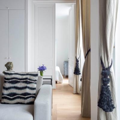 Elastic Paris Architecte d'intérieur Saint Gilles Salon canapé