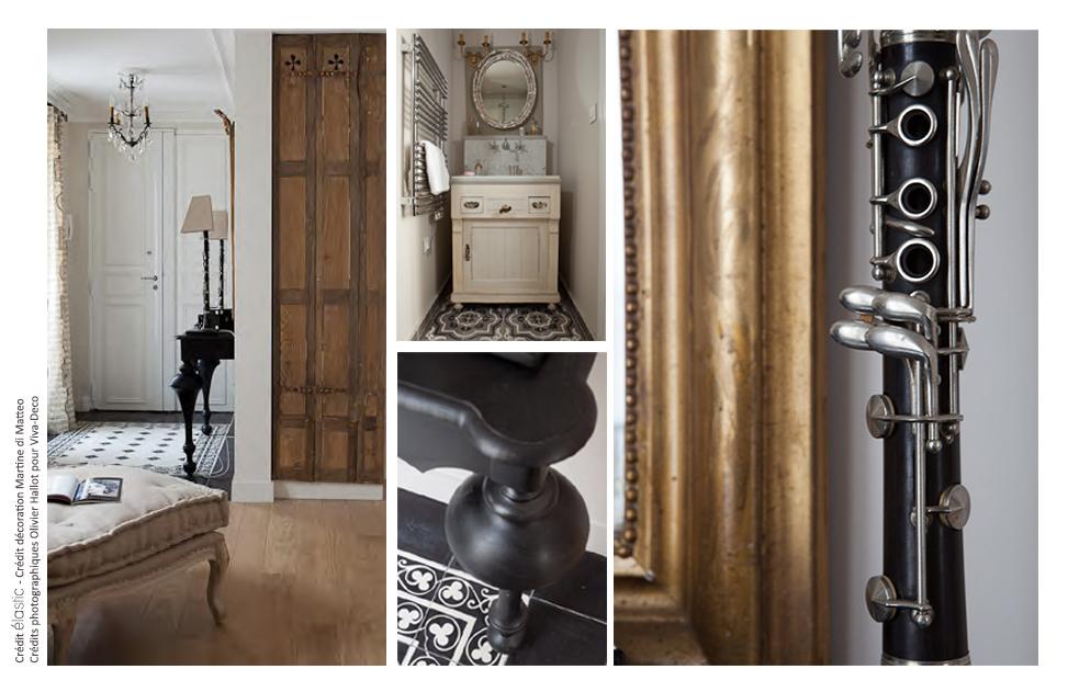Elastic Paris Architecte d'intérieur Beaumarchais