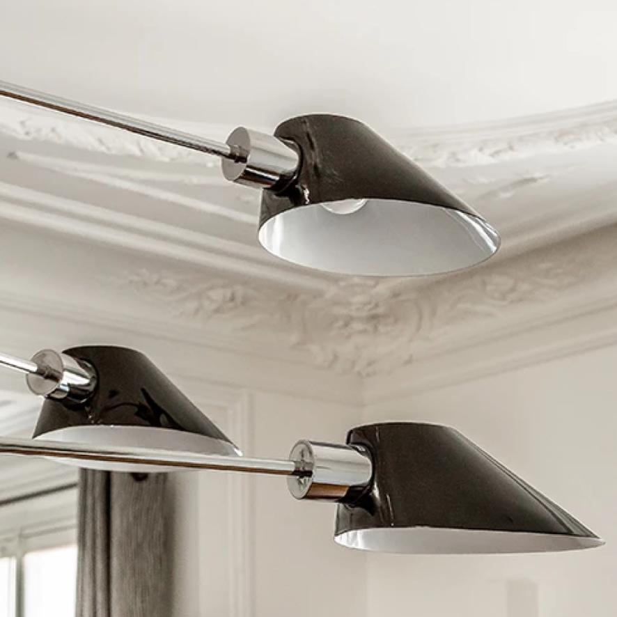 Elastic Paris Architecte d'intérieur Froissart Lampe