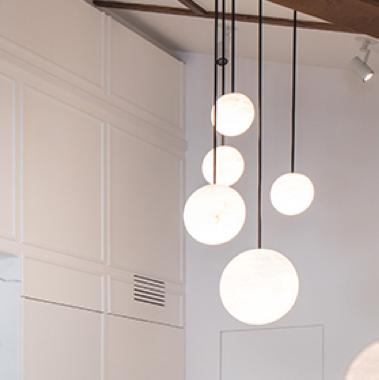 Elastic Paris Architecte d'intérieur Lille Luminaire