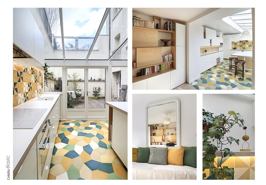 Elastic Paris Architecte d'intérieur Cloys