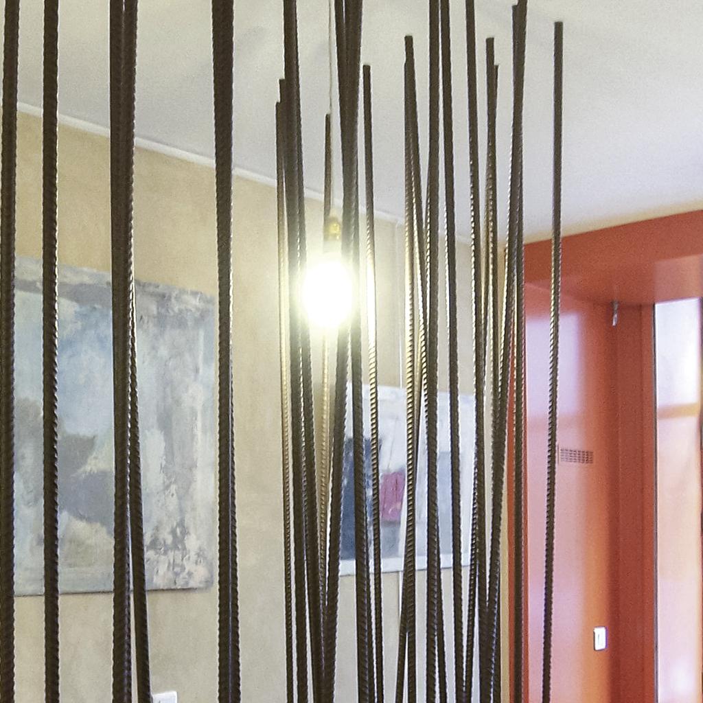 Elastic Paris Architecte d'intérieur Hermel 12 bureau séparation métal